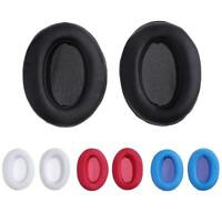 1 Pair Memory Foam Earpads Ear Cusion Covers Replacement For Sony HM5 Headphone