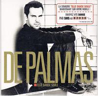 CD CARTONNE MULTIMÉDIA 2T GERALD DE PALMAS ELLE DANSE SEULE NEUF SCELLE 2004