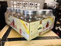 Mason Jars KERR Set Of 12 PINT (16oz) Jars *NEW* Decorating, Projects, Canning