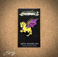 2019 JASMINE BECKET GRIFFITH Dragoncon Exclusive Baby Dragon Pin Limited Ed 200