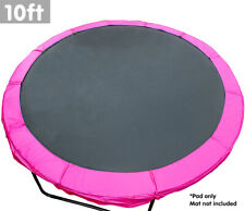 Replacement Trampoline Spring Safety Pad 10ft Pink Powertrain