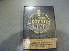 TIME LIFE COUNTRY LEGENDS LIVE VOLUME 8 DVD BRAND NEW IN PACKAGE