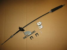 64 72 Chevelle Auto Shifter Cable with Lower Brackets