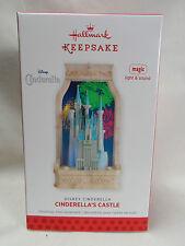 2013 Hallmark Keepsake Ornament Cinderella's Castle Disney's Cinerella