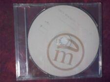 MENEGUZZI PAOLO - MI SEI MANCATA (PROMO, 1 TRACK). CD S