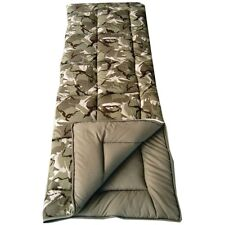 SunnCamp Junior Sleeping Bag (Camouflage) camping childrens kids scouts
