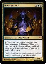 HAVENGUL LICH Dark Ascension MTG Gold Creature—Zombie Wizard MYTHIC RARE