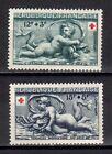FRANCE FRANCIA 1952 Au Profit de la Croix-Rouge MNH**