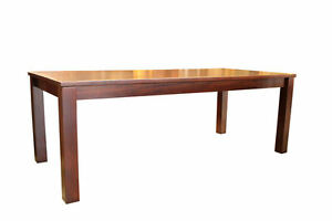 St Tropez Solid Timber Hardwood 10 Seater Table 260 X 100cm