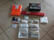 Gilet triangle de securite et trousse secours KIA SHUMA (FB)