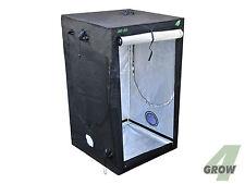 GROWBOX 4GROW BS60 - GROWZELT 60x60x160cm schwarz GROW HOME BOX PFLANZENZELT NEU