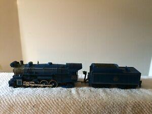 MTH Rail King Bantam New Jersey 831 Central Blue Comet locomotive (O scale)