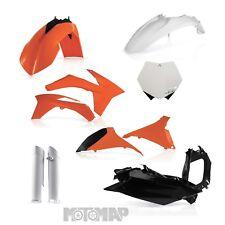 KIT PLASTICHE ACERBIS FULL KTM SX 125 144 150 250 2012 0015702.553.011