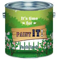 Paint IT! hochwertig Yachtlack Bootsfarbe Bootslack Holz Metall GFK FARBAUSWAHL