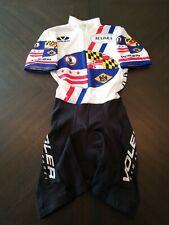 Women/'s Skinsuit XS à manches longues voler speedsuit Kit de cyclisme à manches courtes X-Small