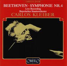 Carlos Kleiber, Ludwig van Beethoven - Symphony 4 [New CD]