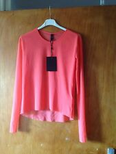 Asos  Y.A.S Women's Girl's Coral/ Orange Shirt Size 6- New With Tags.