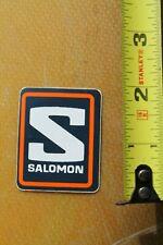 SALOMON Rollerblade Skates Shoes Boots Binding Z14 Vintage Skateboarding STICKER