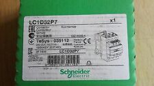 SCHNEIDER Electric LC1D32P7 Contactor 15KW NEW!!!!!!!!