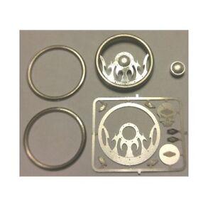 Detail Master 1/24, 1/25 Tribal Skull Billet Steering Wheel kit