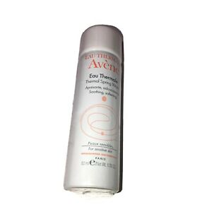 EAU THERMALE Avene Thermal Spring Water Sensitive Skin 1.76 oz for Travel SEALED