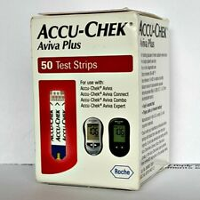 accucheck aviva Plus Glucose Test Strips EXP 04/30/2020 or Later