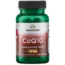 Swanson Coq10 60 mg 120 Softgels
