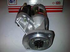 NISSAN CABSTAR TRUCK & VAN 3.0 D TD TDI Diesel Motore di Avviamento Nuovo di Zecca 1994-06