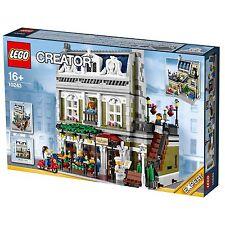 LEGO 10243 Creator Parisian Restaurant - Brand New Sealed