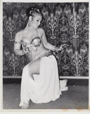 Show girl- Famous Los Vegas Magazine- Publicity Photo