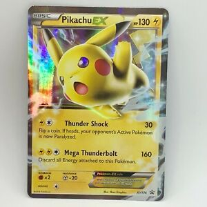 Pikachu EX XY174  - Black Star Promo - Pokemon Card TCG - NM