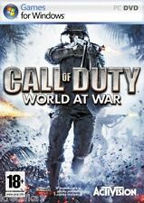 Call of Duty 5: World at War (PC) Polish New Sealed Polska