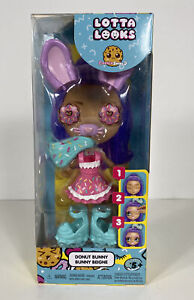 Lotta Looks Cookie Swirl Donut Bunny  Mood Accessory Pack doll clothes accessory
