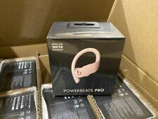 2020 Beats by Dr Dre MXY72LL/A Powerbeats Pro In-Ear Wireless Headphones - PINK