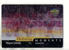 1997-98 Upper Deck Diamond Vision Wayne Gretzky Defining Moments #DM1