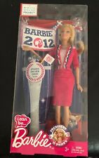 I Can Be U.S.A. President 2012 Barbie Doll