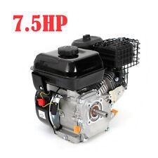 4tiempos 7.5hp Motor de gasolina 210ccm Motor barco OHV Con alarma de aceite DE