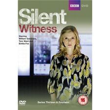 Silent Witness Season 13+14 TV Series New 6xDVD R4