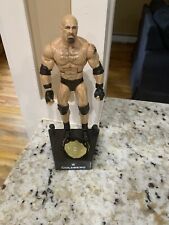 WWE Mattel Elite Bill Goldberg Entrance Greats Wrestling Figure Title Belt