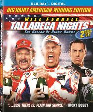 Talladega Nights: The Ballad of Ricky Bobby (With Digital Copy) [New Blu-ray]