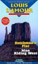 Louis L'Amour Collector: Dutchman's Flat; Man Riding West by Louis L'Amour (2000