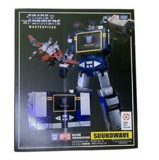 Transformers Masterpiece MP-13 Soundwave Destron Communication Action Figure New