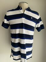 NWT Brooks Brothers 346 Men's Striped Golf Polo Shirt Size XL Short Sleeve.#F20