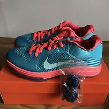 finest selection 6a495 2499d Nike Lunar Hypergamer Low Rose Classic Size 8.5 DS