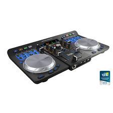HERCULES UNIVERSAL DJ - 2 DECK USB / BLUETOOTH DJ CONTROLLER - Authorized Dealer