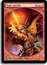 Javelot de flammes Textless Promo - Flame javelin - Magic mtg -
