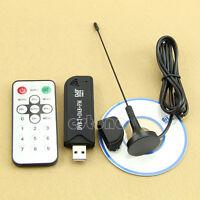 RTL2832U+R820T USB2.0 Digital DVB-T SDR+DAB+FM HDTV TV Tuner Receiver Stick HE
