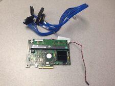 DELL POWEREDGE SERVER 1900 2900 1950 2950 PERC 5I SAS SATA RAID CARD SAS CABLE