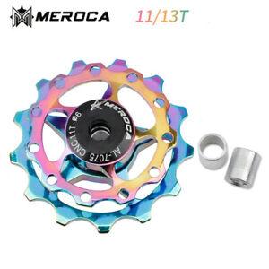 High-quality 11/13T Wheel MTB Road cycling Rear Derailleur Pulley Bearing Guide