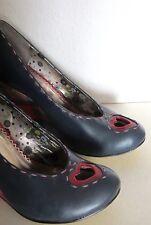 Einzigartige Schuhe von Poetic licence irregular choice Größe 38